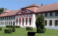 The Csaky Mansion in the village of Bijacovce