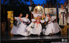 Spis Folklore Festival in Salas 25th - 26th of June 2016